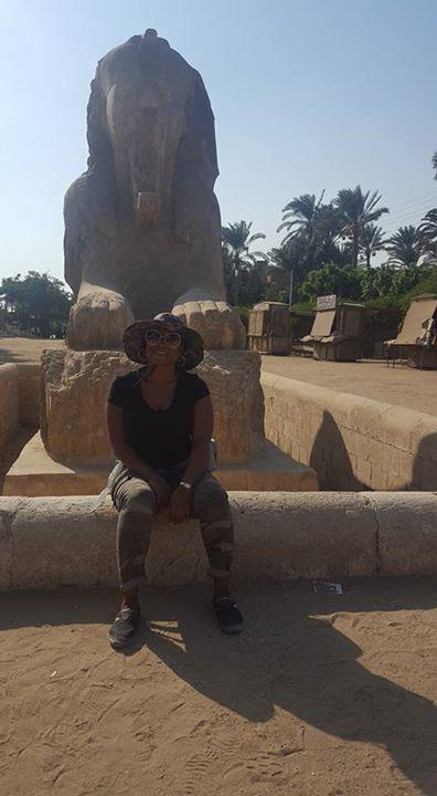 Memphis, Egypt Sphinx