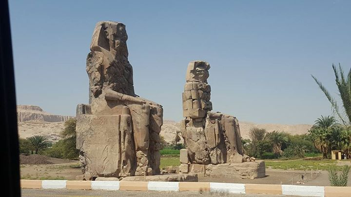 Monuments in Luxor