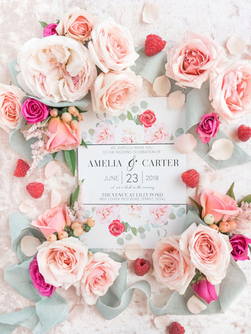 blush wedding invitations _ invitation s