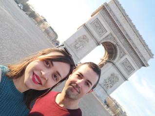 Mi sorpresa a París