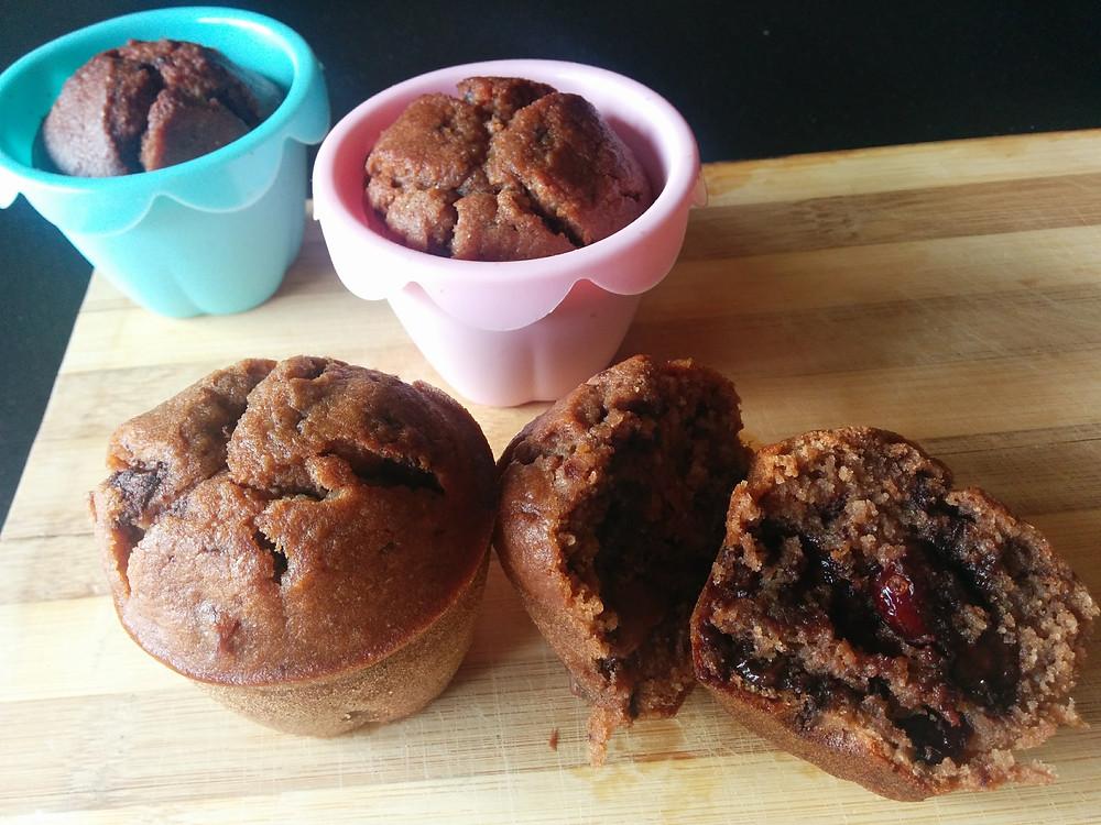 muffins integrales