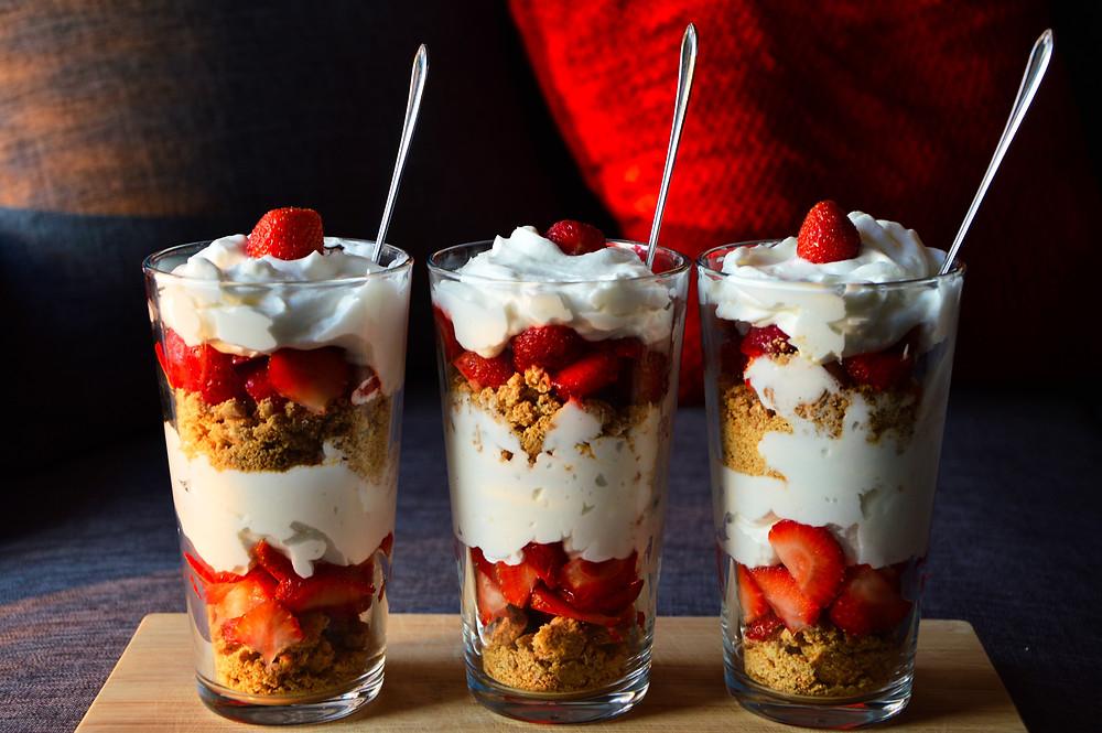 Yogur-cereal