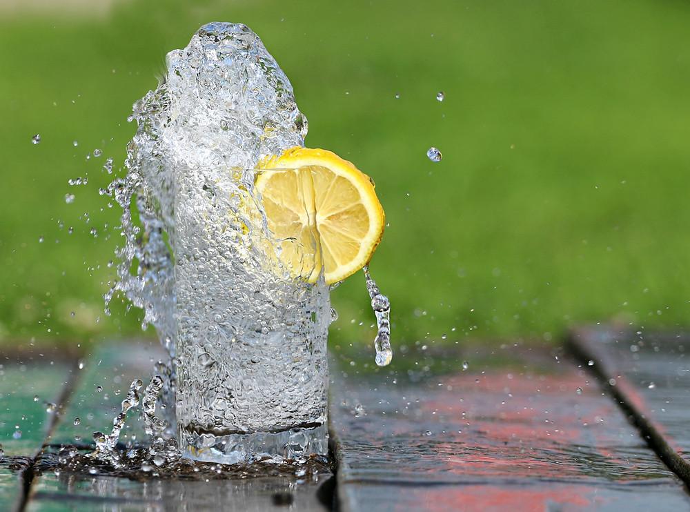 agua limon ayunas