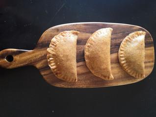 Empanadillas integrales de atún y huevo