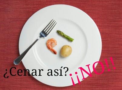 como cenar