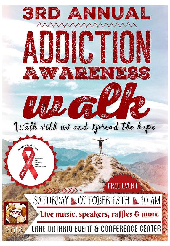 3rd Annual Addiction AwAAWALK-POSTER2018.jpgreness Walk 2018