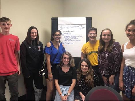 Youth Crisis Team Meets Again 11/5