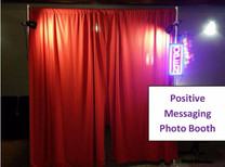 Photo Booth - Positive Message Photos added to Free Activities for the SAFE Fair this Sunday
