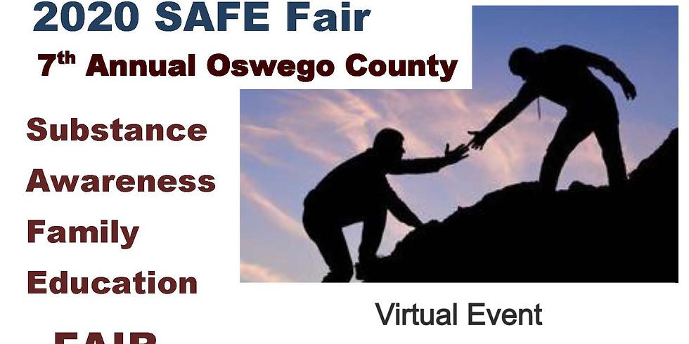 Virtual Oswego County SAFE Fair