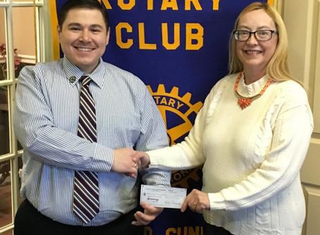 Oswego Sunrise Rotary Club is new Gold Sponsor for the SAFE Fair.