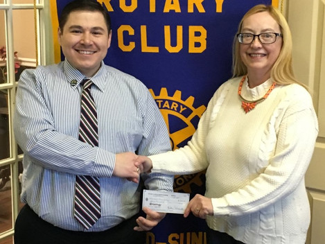 Oswego Sunrise Rotary Club is new Gold Sponsor for the SAFE Fair.