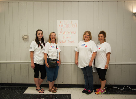 2nd Annual Addiction Awareness Walk & Event