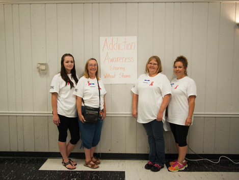 2nd Annual Addiction Awareness Walk & Event