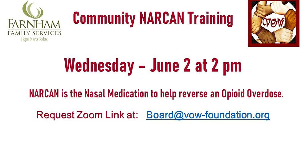 NARCAN Training 6/2