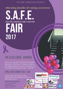 SAFE Fair Poster is Here