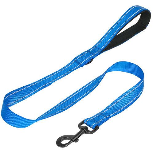 1m Dog Lead - Blue | Home Essentials UK