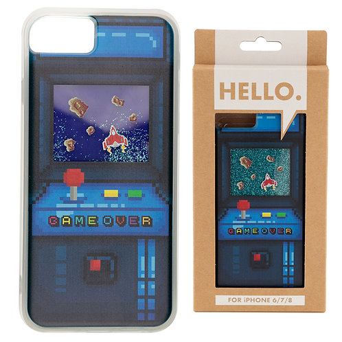 iPhone 6/7/8 Phone Case - Gaming Arcade Game Novelty Gift