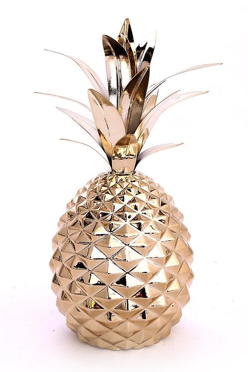 Gold Pineapple 30cm Shipping furniture UK