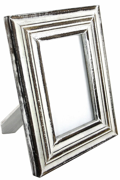 Photo Frame Burnt White Shipping furniture UK