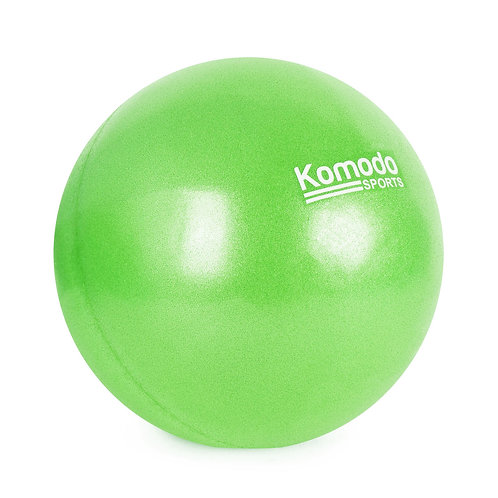 25cm Exercise Ball - Green | Home Essentials UK
