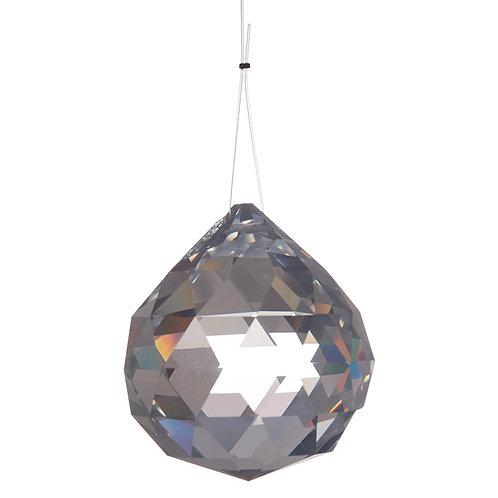 Decorative Glass Hanging Crystal - Medium Novelty Gift