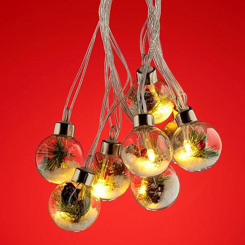 Decorative LED Christmas Fairy Light String Novelty Gift