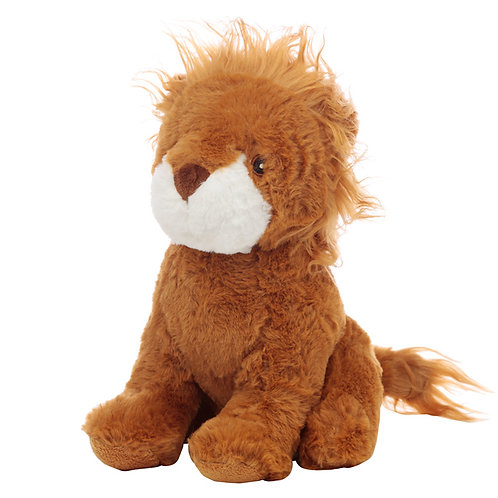 Plush Lion Door Stop Novelty Gift