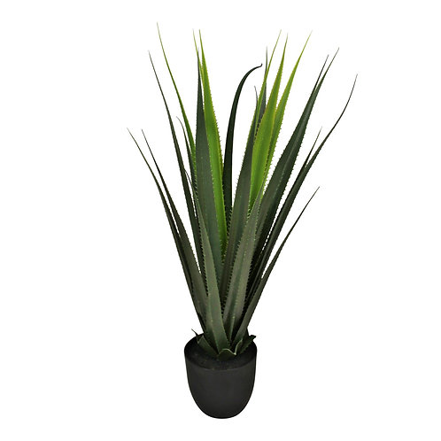 Artificial  Aloe Vera Plant, 80cm Shipping furniture UK