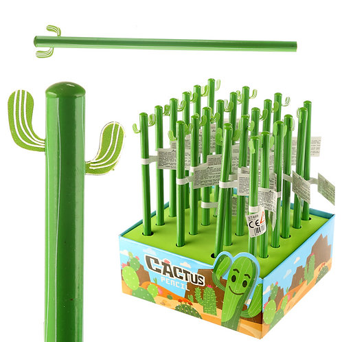Cute Cactus Pencil [Pack of 1]