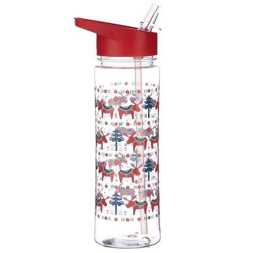 Reusable Scandi 550ml Bottle Novelty Gift