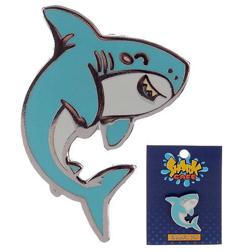 Novelty Shark Design Enamel Pin Badge Novelty Gift