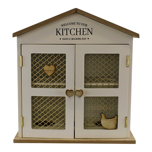 Welcome To Our Kitchen Egg House, Storage Shipping furniture UK