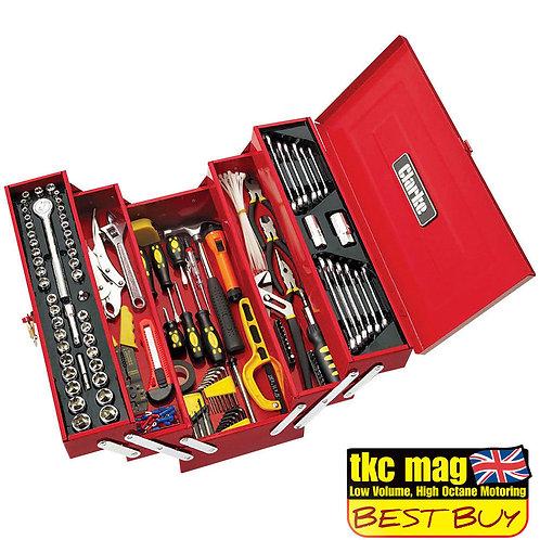 Clarke CHT641 199 piece DIY Tool Kit | DIY Bargains