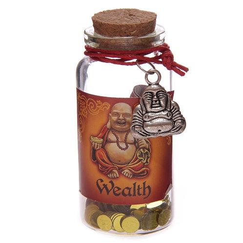 Novelty Buddha Wishing Jar