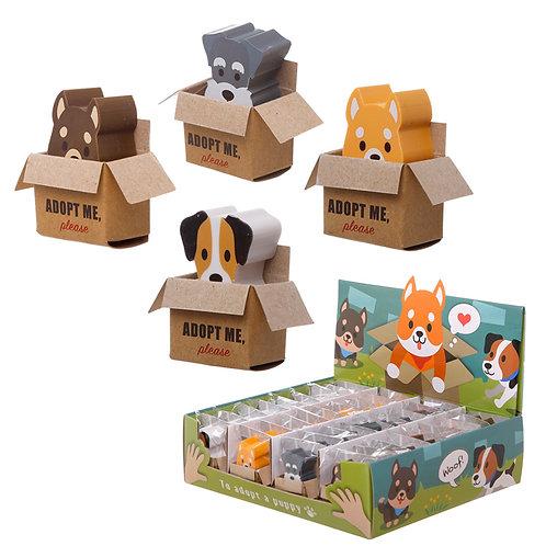 Cute Dog Eraser Novelty Gift
