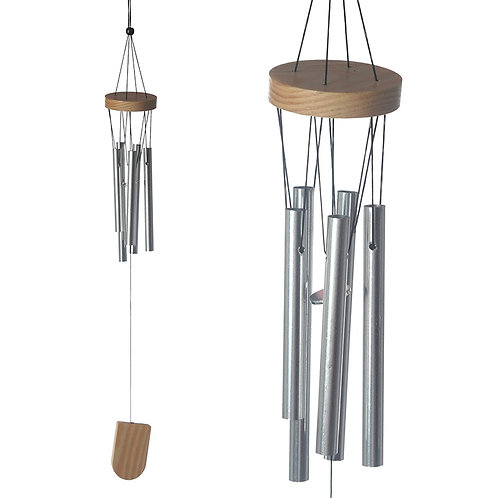Decorative Metal Garden Wind Chime [Pack of 1]