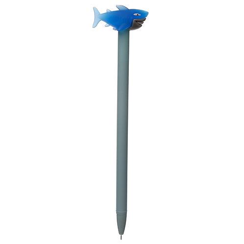 Fun Shark Topper Novelty PenNovelty Gift [Pack of 2]