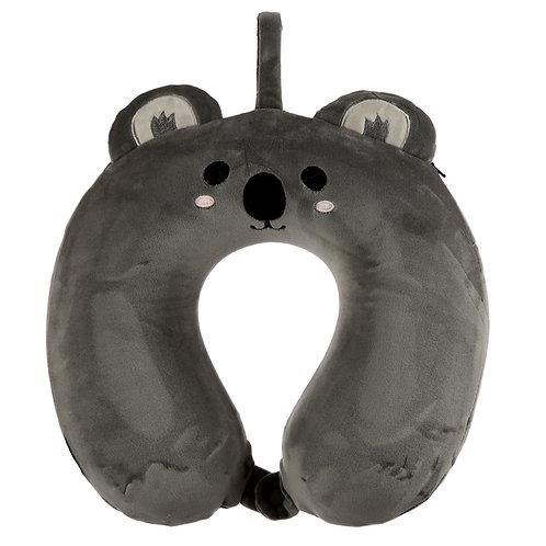Cutiemals Koala Relaxeazzz Plush Memory Foam Travel Pillow Novelty Gift
