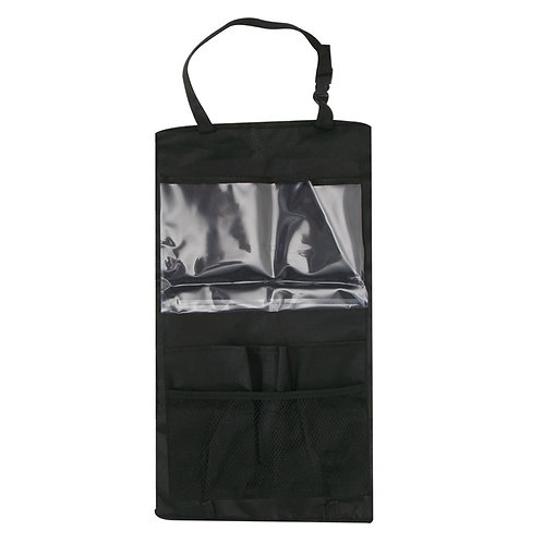 Car Back Seat Organiser with iPad / Tablet Storage | Home Essentials UK