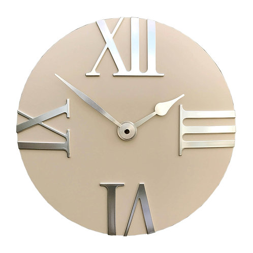 Beige Clock  Shipping furniture UK