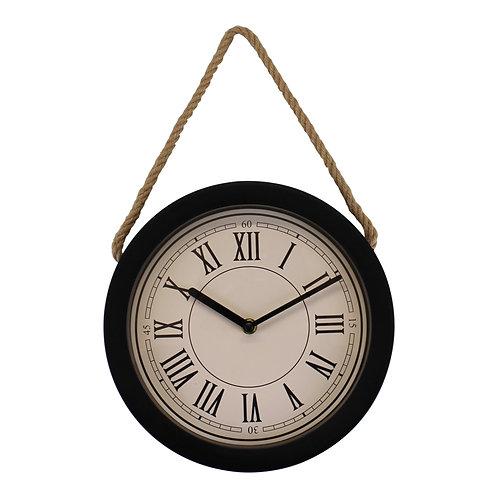Small Rustic Wall Hanging Clock Shipping furniture UK