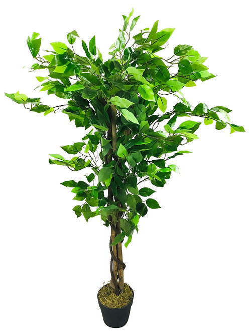 Artificial Ficus Tree 127cm Shipping furniture UK