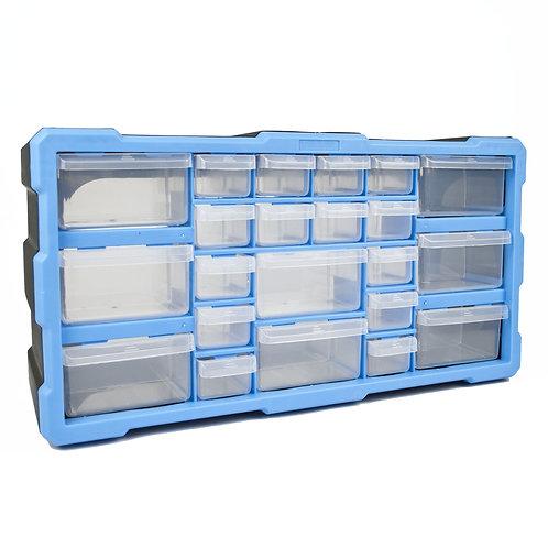 DIY Storage Organiser Unit with 22 Drawers | Home Essentials UK