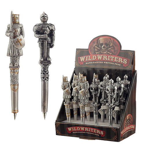 Fun Fantasy Knight Pen Novelty Gift