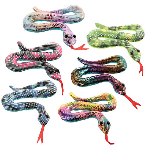 Cute Collectable Snake Design Sand Animal Novelty Gift