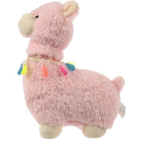 Cute Llama Pink Brown Llama Door Stop Novelty Gift