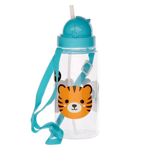 Fun Cutiemals Animal 450ml Childrens Water Bottle Novelty Gift