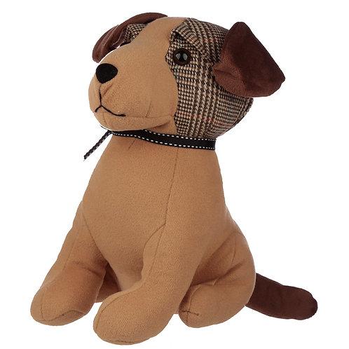 Interior Door Stop - Tweed Dog Novelty Gift