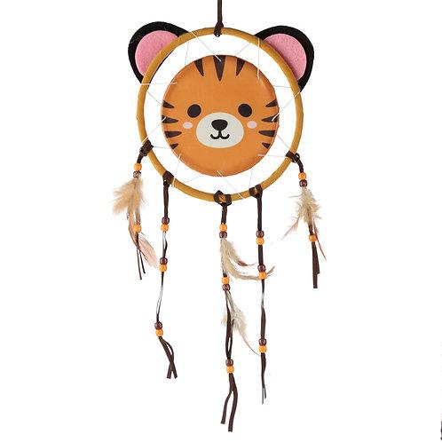 Cute Fun Tiger Design Dreamcatcher Novelty Gift