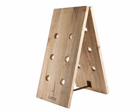 Wooden Wine Rack 52cm Shipping furniture UK
